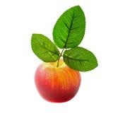 Artificial apple Stock Photo