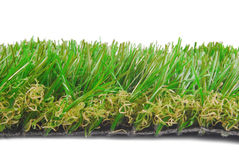 Artificial astro turf grass  samples Royalty Free Stock Images