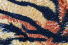 Artificial blanket texture for pattern and background Royalty Free Stock Photography