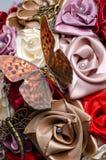 Artificial bouquet detail Stock Photos