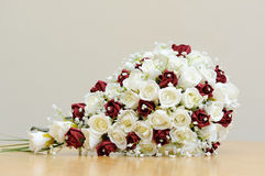 Artificial Brides Flowers Stock Photo