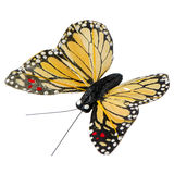 Artificial butterfly Royalty Free Stock Photo