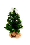 Artificial christmas pine tree Royalty Free Stock Photos