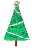 Artificial christmas tree Royalty Free Stock Photography