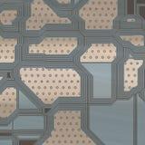 Artificial circuit board illustration Stock Photos