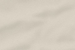 Artificial Eco Leather Off White Crumpled Texture Sample Royalty Free Stock Image