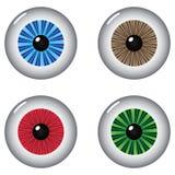 Artificial Eye Stock Photography