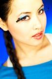 Artificial Eyelashes 2 Royalty Free Stock Photo
