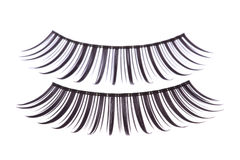 Artificial Eyelashes Isolated Stock Photography