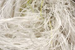 Artificial fiber texture abstract background Stock Photo