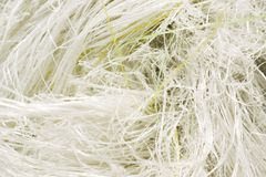 Artificial fiber texture abstract background Royalty Free Stock Photography