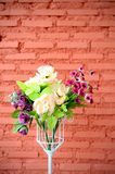 Artificial flower Stock Photos