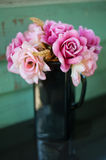 The artificial flower Royalty Free Stock Images
