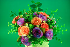 Artificial flower Royalty Free Stock Images