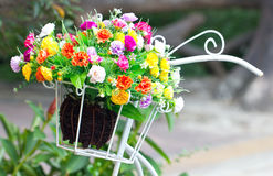 Artificial Flower Decoration. Stock Images