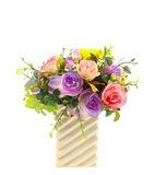 Artificial flower. Object style image Royalty Free Stock Images
