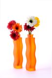 Artificial flowers. A bouquet with some artificial flowers Royalty Free Stock Photos