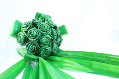 Artificial flowers. Royalty Free Stock Photography