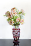 Artificial flowers Royalty Free Stock Image