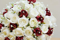 Artificial Flowers Close-up Stock Images