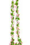 Artificial flowers Stock Photos