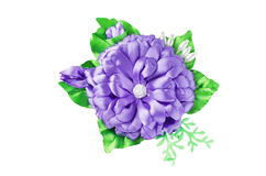 Artificial flowers Royalty Free Stock Photo