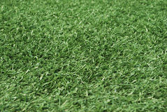 Artificial football field Royalty Free Stock Images