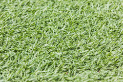Artificial football pitch Royalty Free Stock Photo