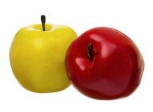 Artificial fruit Stock Photography