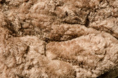 Artificial fur imitation background Stock Photos