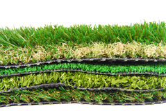 Artificial Grass Astroturf Royalty Free Stock Photography