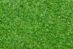 Artificial grass background,Green grass soccer field. Background Stock Photo