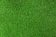 Artificial grass carpet as background, top view. Exterior element stock photography