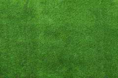 Artificial grass carpet as background, top view. Exterior element royalty free stock photo