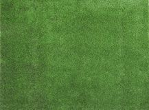 Artificial grass carpet as background, top view. Exterior element stock photos