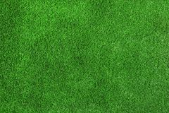 Artificial grass carpet as background, top view. Exterior element royalty free stock photography