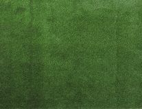 Artificial grass carpet as background, top view. Exterior element royalty free stock photos