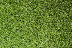 Artificial Grass Field Stock Image