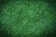 Artificial grass sport field Stock Photos