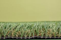 Artificial Grass Royalty Free Stock Image