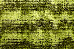 Artificial grass surface. Doormat, mat Stock Photography