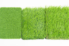 Artificial grass texture Stock Image