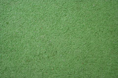 Artificial green grass. Carpet used for mini golf and decoration.  Look at my gallery for more backgrounds and textures Stock Image