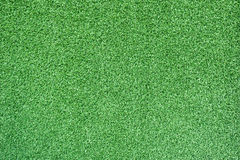 Artificial green grass for background and Soccer Stock Images