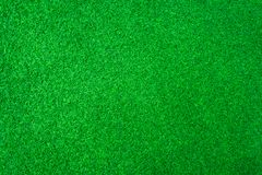 Artificial green grass or sport field texture background. Texture stock image