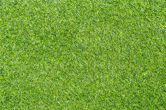 The artificial green grass texture and background Stock Photography