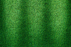 Artificial green grass texture background. Royalty Free Stock Images
