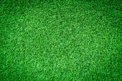 Artificial green grass texture for design. stock image