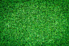Artificial green grass texture for design. Royalty Free Stock Photography