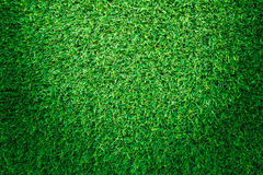 Artificial green grass texture for design. stock photo